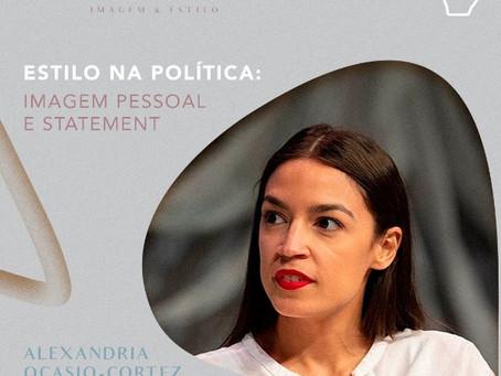 Análise de Alexandria Ocasio-Cortez
