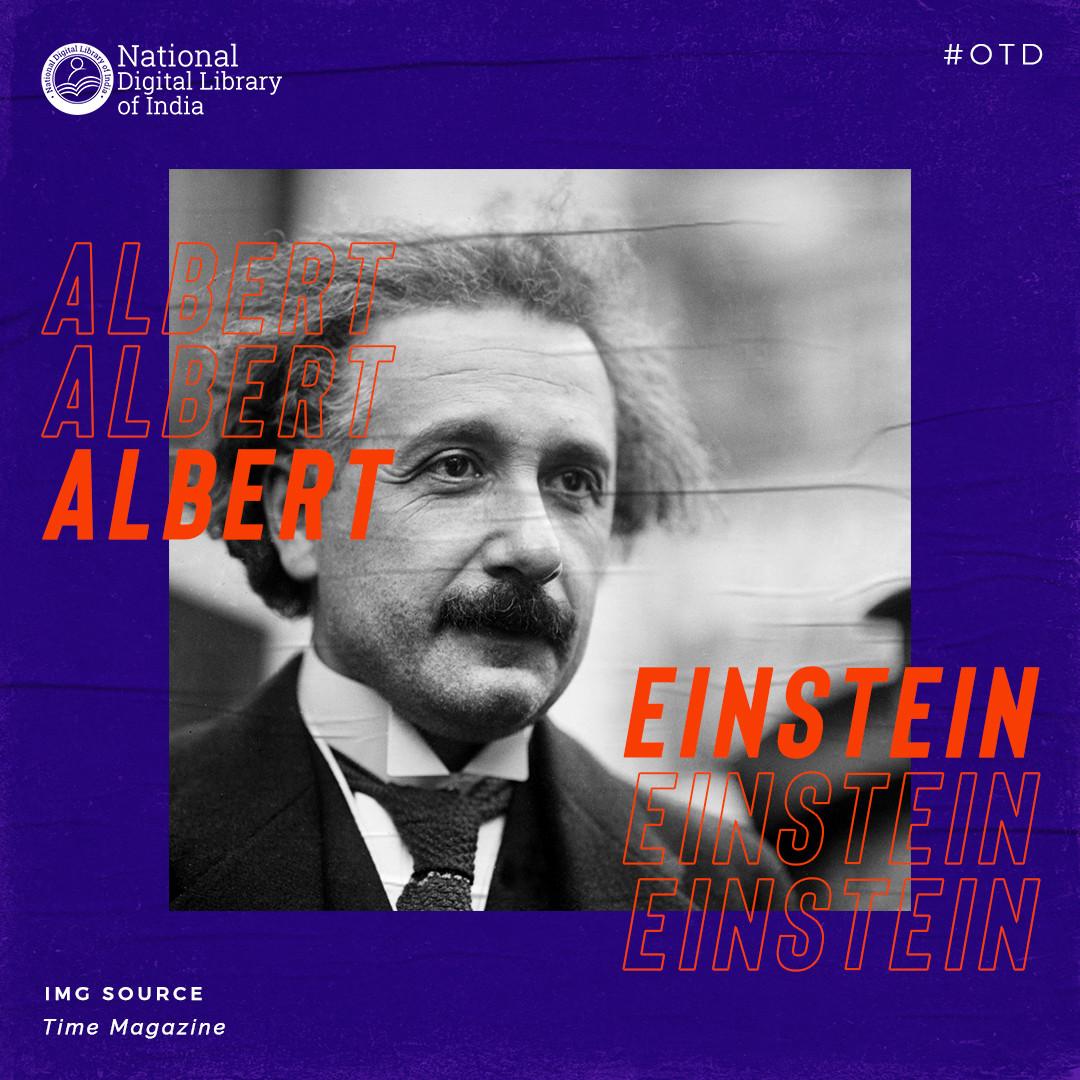 NDLI - Albert Einstein