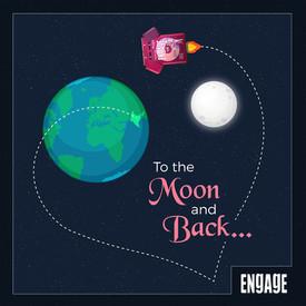 Engage - Chandrayaan 2 Launch