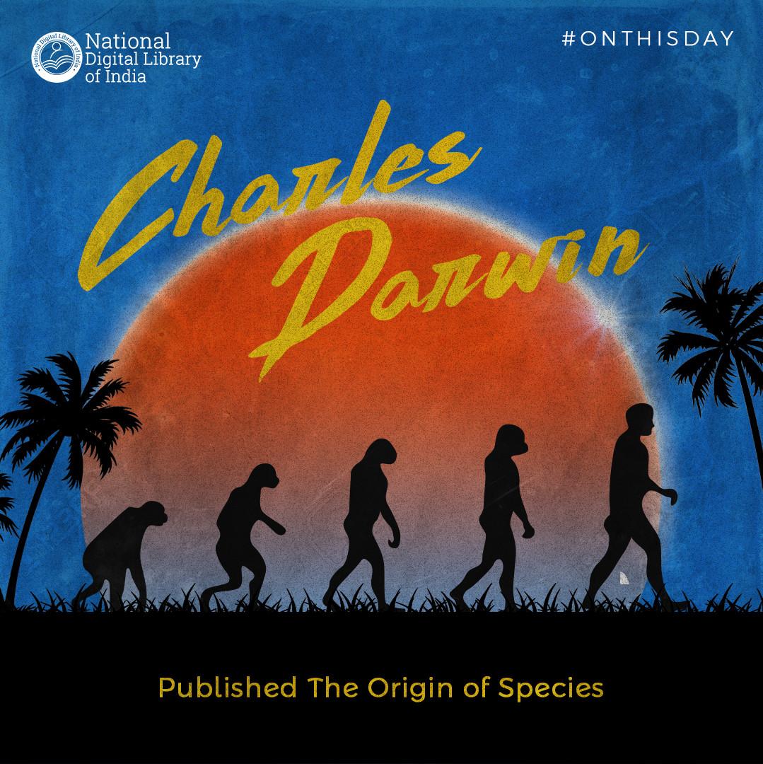 NDLI - Charles Darwin