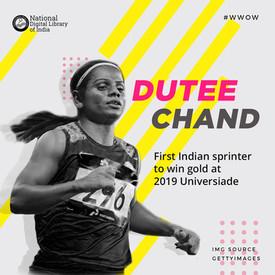 NDLI - Dutee Chand