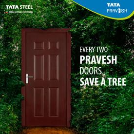 TATA Pravesh - Save a Tree