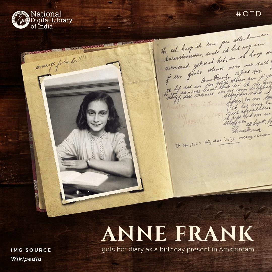 NDLI - Anne Frank
