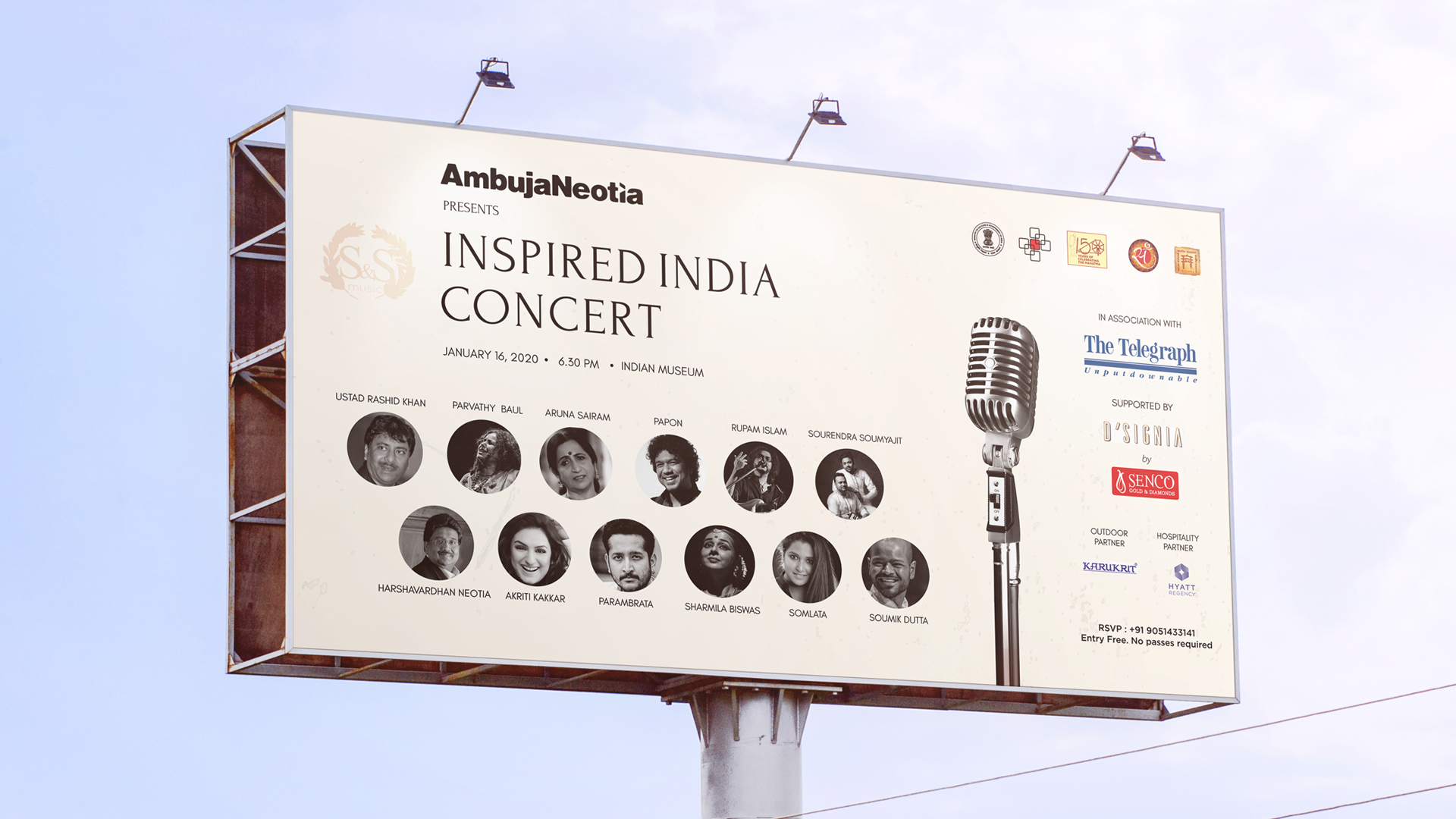 Inspired India Concert