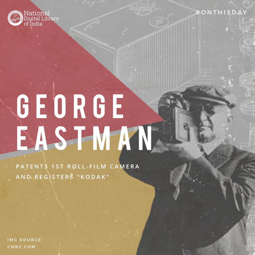 NDLI - George Eastman