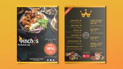 Pinchos - The Kebab Cafe