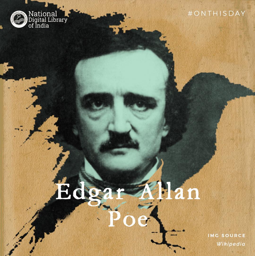 NDLI - Edgar Allan Poe