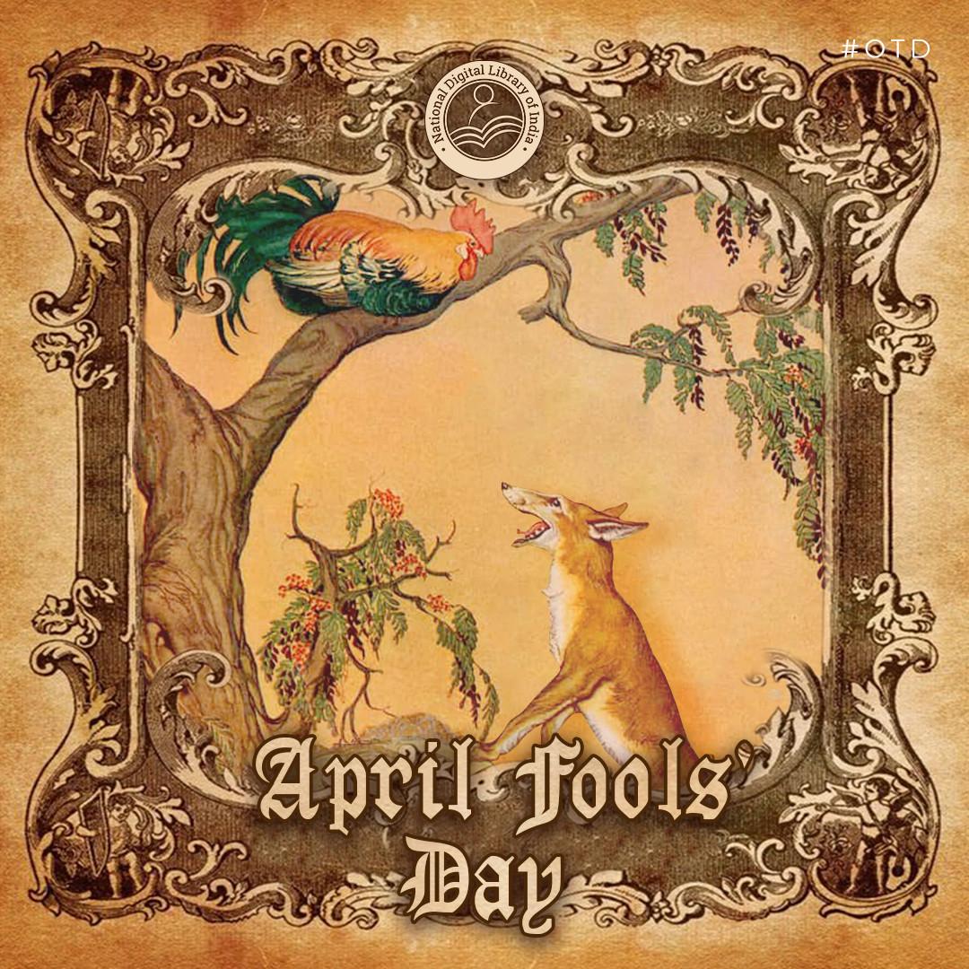 NDLI - April Fools' Day
