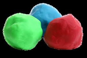 Balls of PlayDoh
