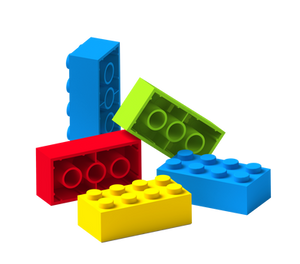Kid's toy building blocks