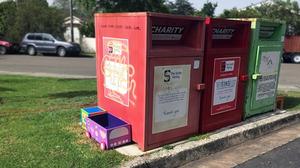 The Smith Family bins
