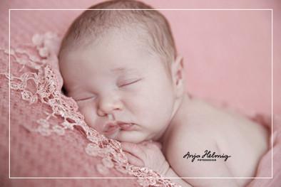 """""""Kleines Wunder"""" eine Prinzessin in rosa"""