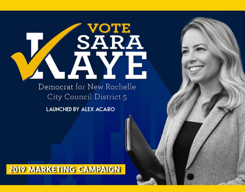 Sara Kaye for City Council