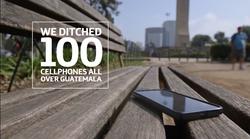 Movistar. #100cellphones.