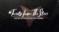 #TweetsFromTheStars