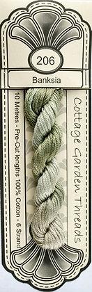 Cottage Garden Threads Leaf Family 206 - 210
