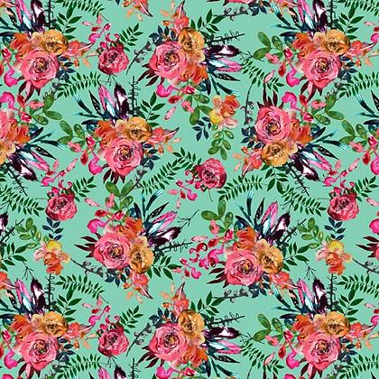 Country Garden Bloom - 129K