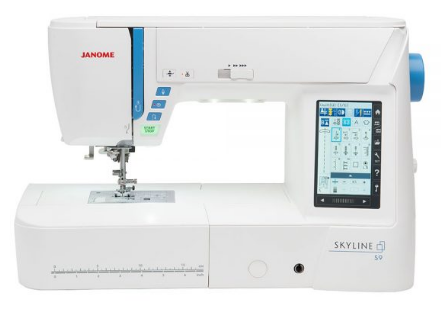 Skyline S9 Sewing Machine Janome