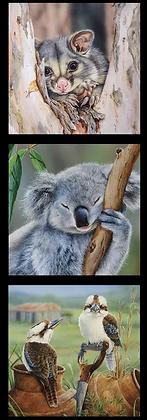 Wildlife Art  DV3175 (panel)
