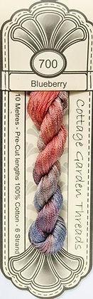 Cottage Garden Threads Early Winter Family 700 - 705