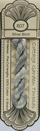 Cottage Garden Threads Herb Border Family 807 - 813