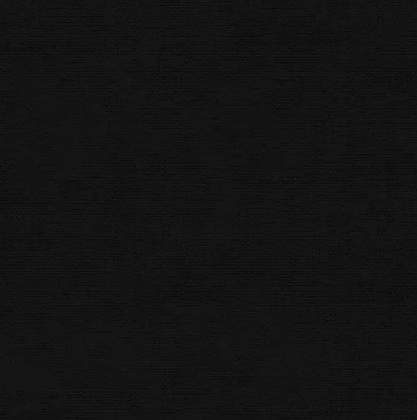 Linen Solid - Black