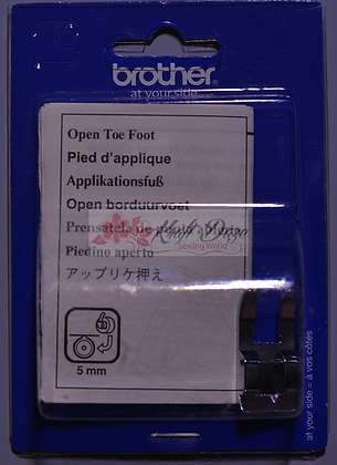 Brother Open Toe Foot