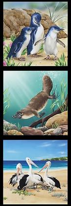 Wildlife Art  DV3176 (panel)