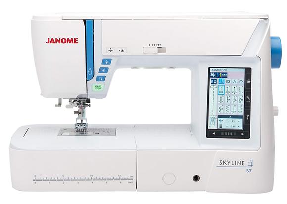 Skyline S7 Sewing Machine Janome