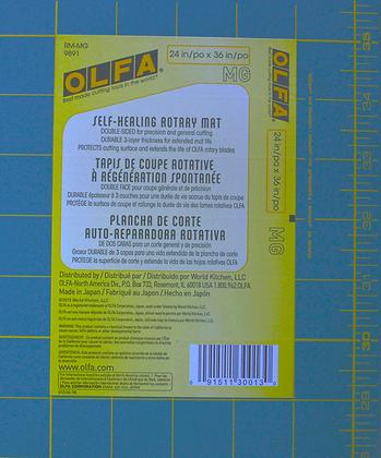 Olfa Cutting Mat RM-MG9891