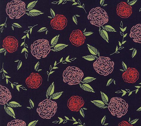 Creekside - Roses Midnight