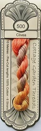 Cottage Garden Threads Autumn Days Family 500 - 508