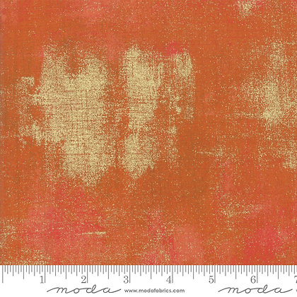 Grunge Metallic Pumpkin 285
