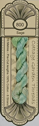 Cottage Garden Threads Herb Border Family 800 - 806
