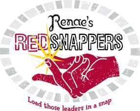 Renae's 12' Red Snappers