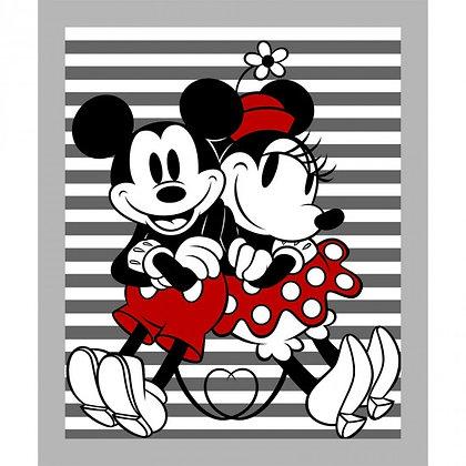 Mickey & Minnie (panel)