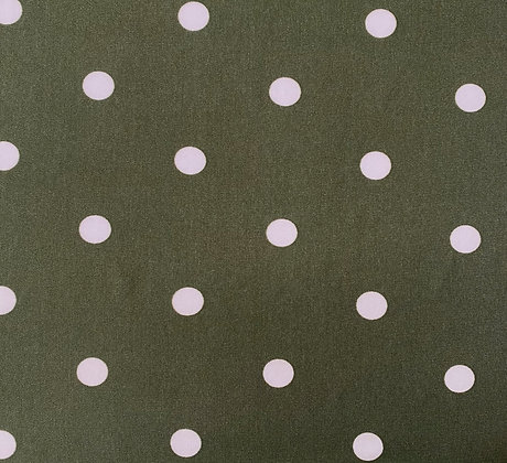 Aria Olive Knit fabric