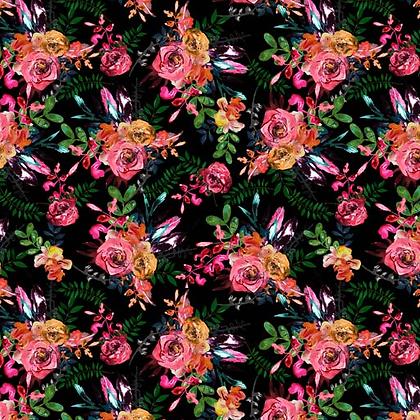 Country Garden Bloom - 129O