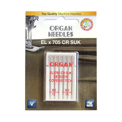 Organ ELx705 12/80 - 14/90 CR SUK  Needle