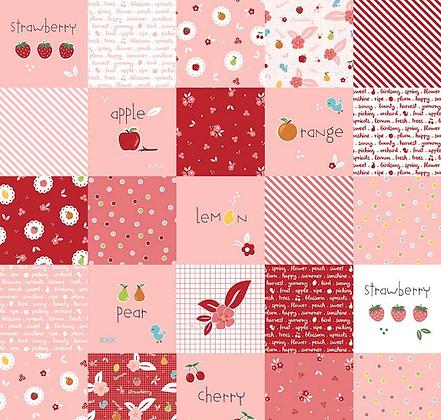 Sweet Orchard Designer Cloth Pink