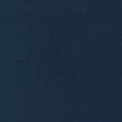 Linen Solid - Navy