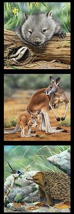 Wildlife Art  DV3177 (panel)