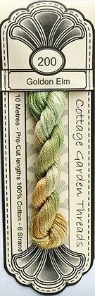 Cottage Garden Threads Leaf Family 200 - 205