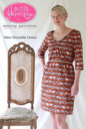 NEW SOCIALITE DRESS by Anna Maria