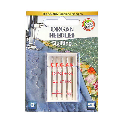Organ Quilting 11/75 - 14/90 Needle