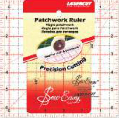 Sew Easy 6.5 x 6.5 Ruler