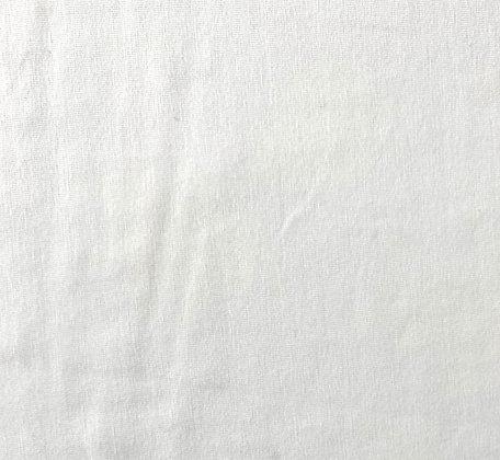 Bamboo White Jersey Knit fabric
