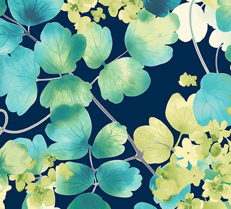 Delaney - Leaf Vine