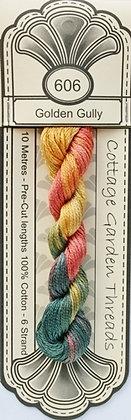 Cottage Garden Threads Rainbow Garden 606 - 611