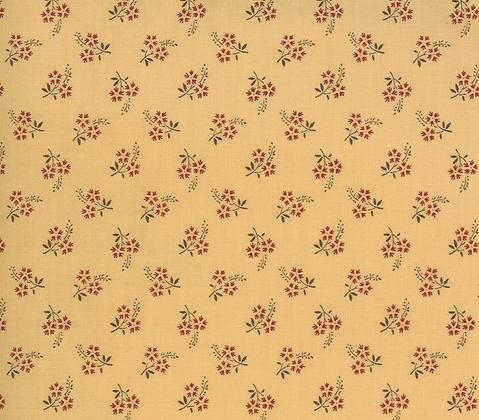 Jardin De Fleurs - Saffron 716